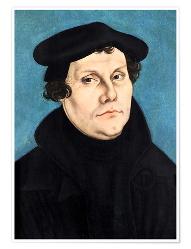 Poster Martin Luther