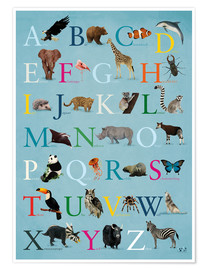 Poster ABC Poster