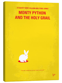Tableau sur toile  Monty Pyton And The Holy Grail - chungkong