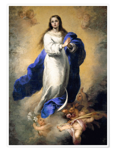 Poster L'Immaculée Conception