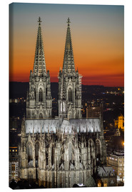 Toile  cathedral of cologne - rclassen
