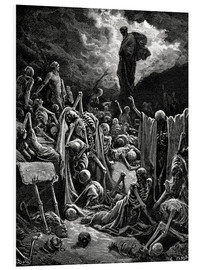 Forex  The Vision of The Valley of The Dry Bones - Gustave Doré