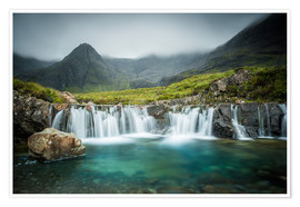Markus Ulrich - The Fairy Pools, Glen Brittle, Skye, Scotland