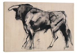 Bois  Bull - Mark Adlington
