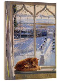 Bois  Cat in the Window - Timothy Easton