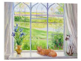 Forex  Cats at the window - Timothy Easton