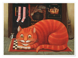 Poster The Cheshire Cat