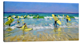 Toile  Surf School at St. Ives - Andrew Macara