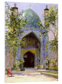 Forex  Chanbagh Madrasses, Isfahan - Bob Brown
