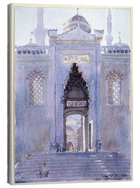 Tableau sur toile  Gateway to The Blue Mosque - Lucy Willis