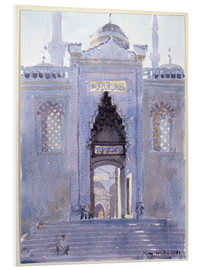 Forex  Gateway to The Blue Mosque - Lucy Willis