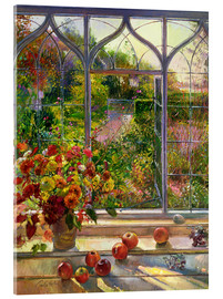 Verre acrylique  Overlooking the autumn - Timothy Easton