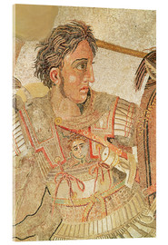 Verre acrylique  Alexander the Great - Roman
