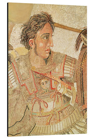 Alu-Dibond  Alexander the Great - Roman