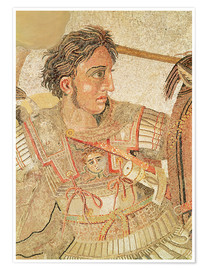 Poster  Alexander the Great - Roman