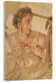 Bois  Alexander the Great - Roman