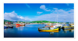 Poster  Port de Dingle, Irlande - The Irish Image Collection