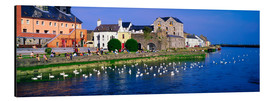 Tableau en aluminium  Co Galway en Irlande - The Irish Image Collection