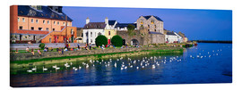 Toile  Co Galway en Irlande - The Irish Image Collection