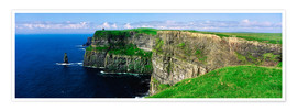 The Irish Image Collection - Falaises de Moher