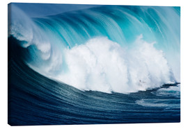 Toile  Surfs au large de Maui - Ron Dahlquist