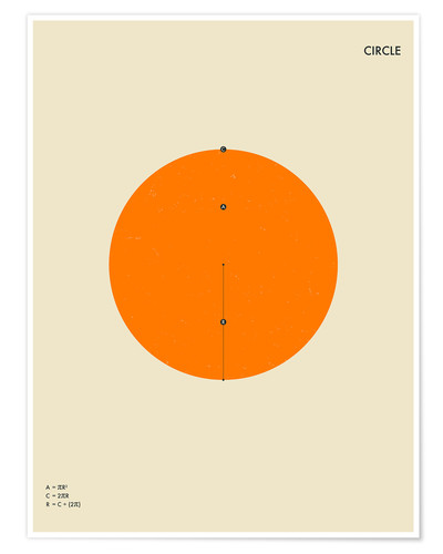 Poster Cercle