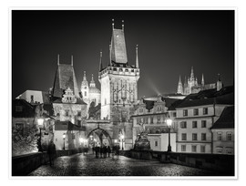 Poster  Prague - Charles Bridge - Alexander Voss