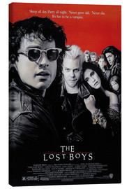 Toile  The lost boys