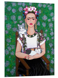 Madalena Lobao-Tello - Frida l'amoureuse des chats