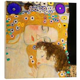 Gustav Klimt - Mother with child