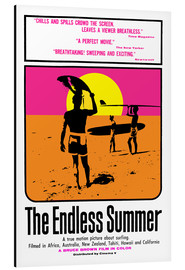 Alu-Dibond  The Endless Summer