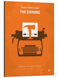 Tableau en aluminium  The Shining (anglais) - chungkong