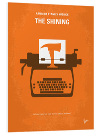 Tableau en PVC  The Shining - chungkong