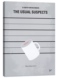 Tableau sur toile  Usual Suspects (anglais) - chungkong