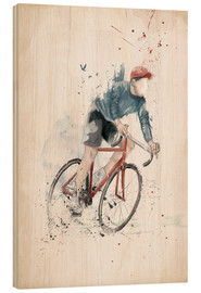 Bois  I want to ride my bicycle - Balazs Solti