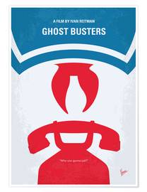 Poster Ghostbusters