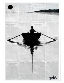 Poster  Un plan simple - Loui Jover