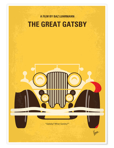 Poster The Great Gatsby