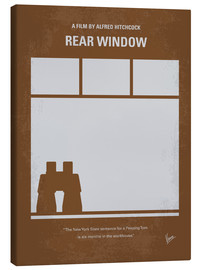 Toile  Rear window - chungkong