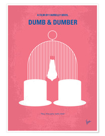 Poster Dumb and Dumber (anglais)