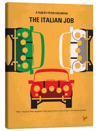 Toile  The Italian Job - chungkong