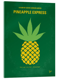 Verre acrylique  Pineapple Express - chungkong