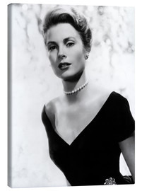 Toile  Grace Kelly in 1956