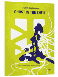 Tableau en PVC  Ghost in the Shell (anglais) - chungkong