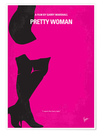 Poster Pretty Woman (anglais)