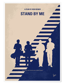 Poster  Stand by me - chungkong