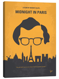 Toile  Midnight in Paris - chungkong