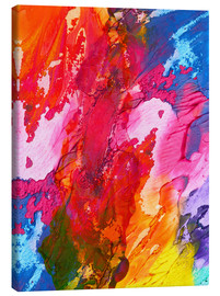 Toile  Colorful abstraction