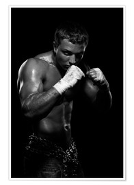 Poster  Boxer