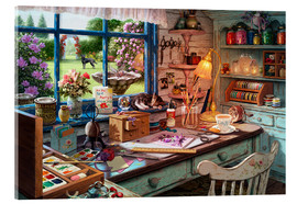 Verre acrylique  Grandmas Craft Shed - Steve Read